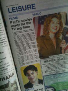 Thurrock Gazette article